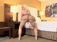 Stacy Jackson`s Sexy Round Ass