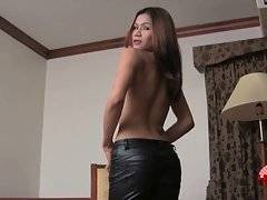 Awesome Ladyboy Poy Strips For Your Joy 2
