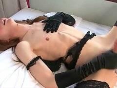 Sweet Ladyboy Lisa Does Hot Solo Show 1