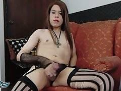 Sexy Blonde Becca Bitch